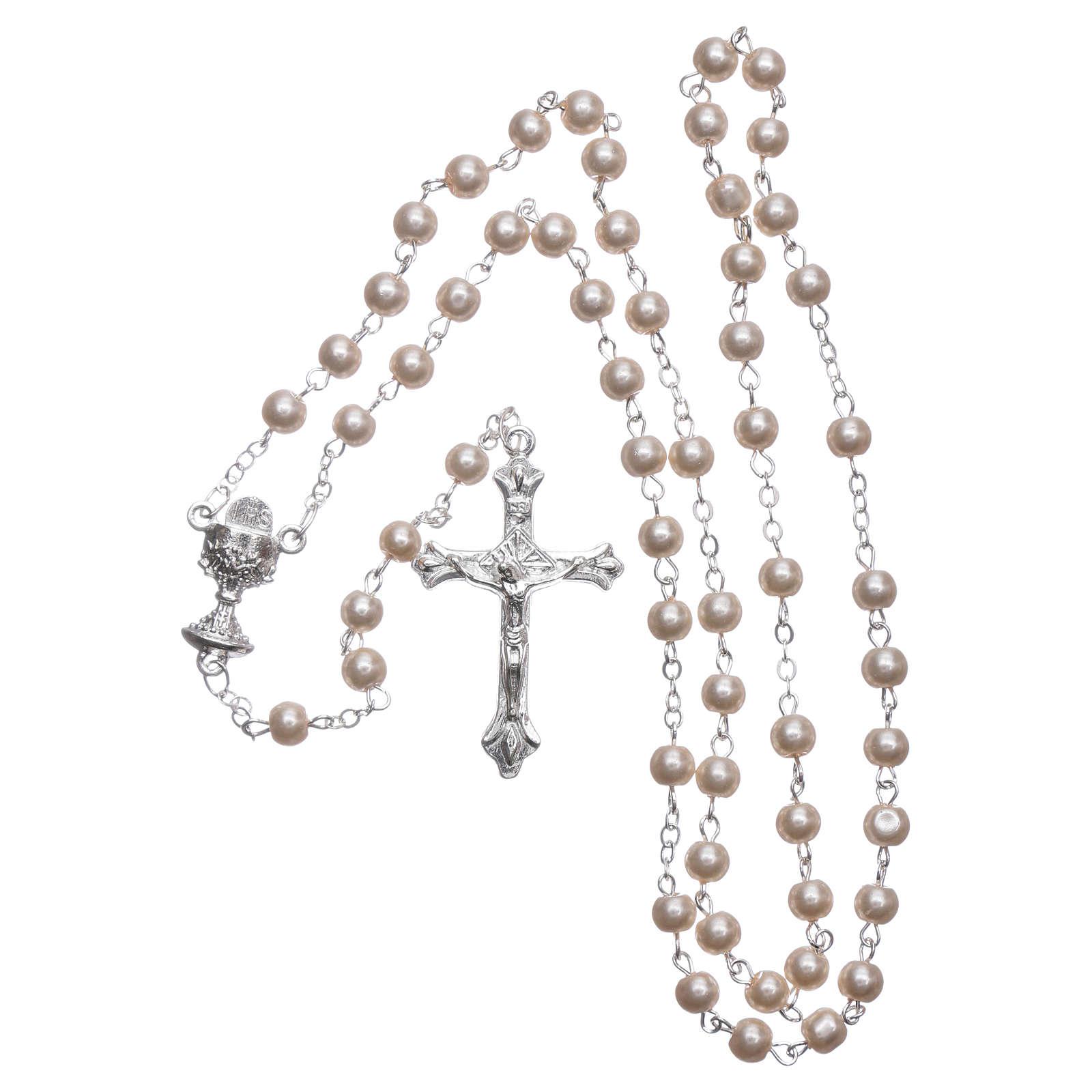 Rosario Sacramenti della Vita Cristiana Comunione SPAGNOLO 4