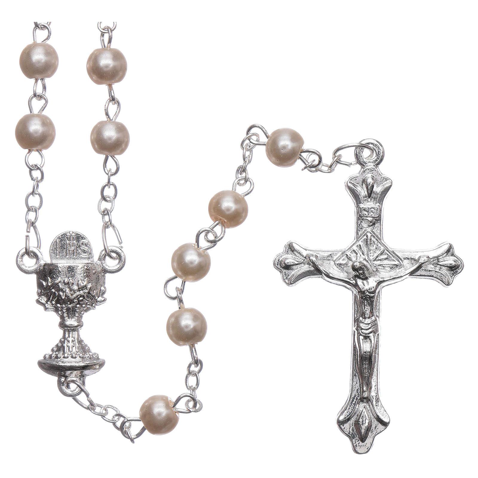 Różaniec Sakramenty Życia Chrześcijańskiego Komunia HISZPAŃSKI 4