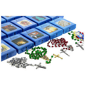 COMPLETE KIT - Faith Collection - 47 rosaries s3