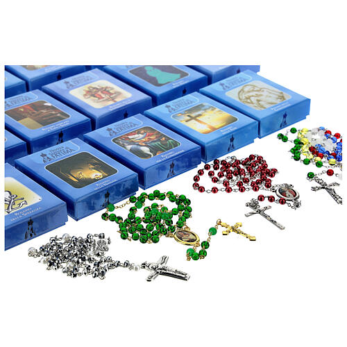 COMPLETE KIT - Faith Collection - 47 rosaries 3