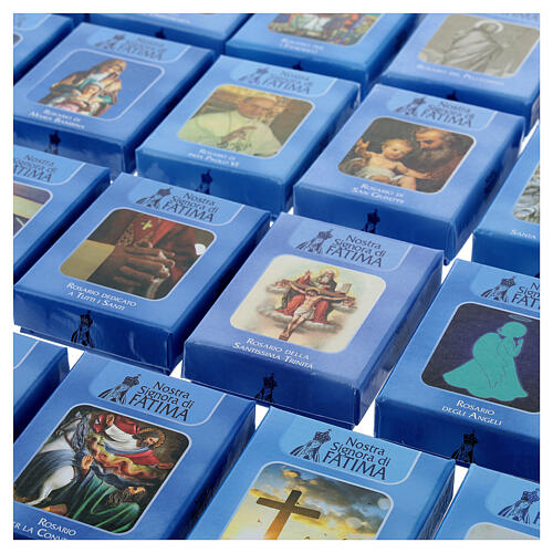 COMPLETE KIT - Faith Collection - 47 rosaries 5