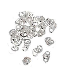 Cadena para cuello 3 eslabones para rosarios s1