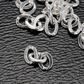 Cadena para cuello 3 eslabones para rosarios s3