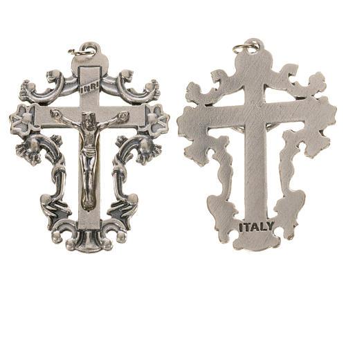 Crucifixo trabalhado 4,3 cm 1