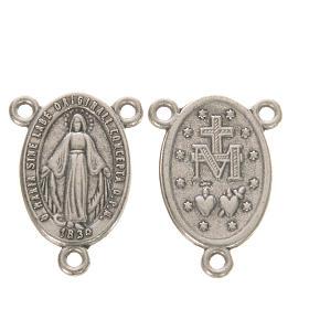 Chapelet à faire soi-même: Médaille Vierge Miraculeuse