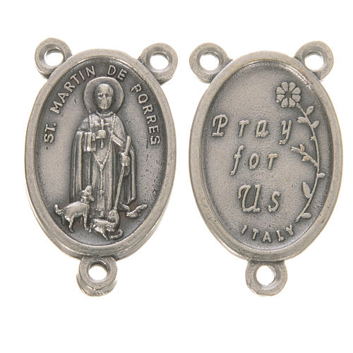 Medal with Saint Martin de Porres 1