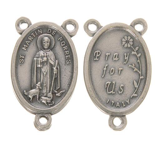 Médaille Saint Martin de Porres 1