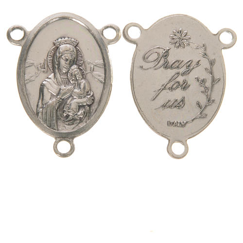 Medal with Our Lady of Perpetual Help 1