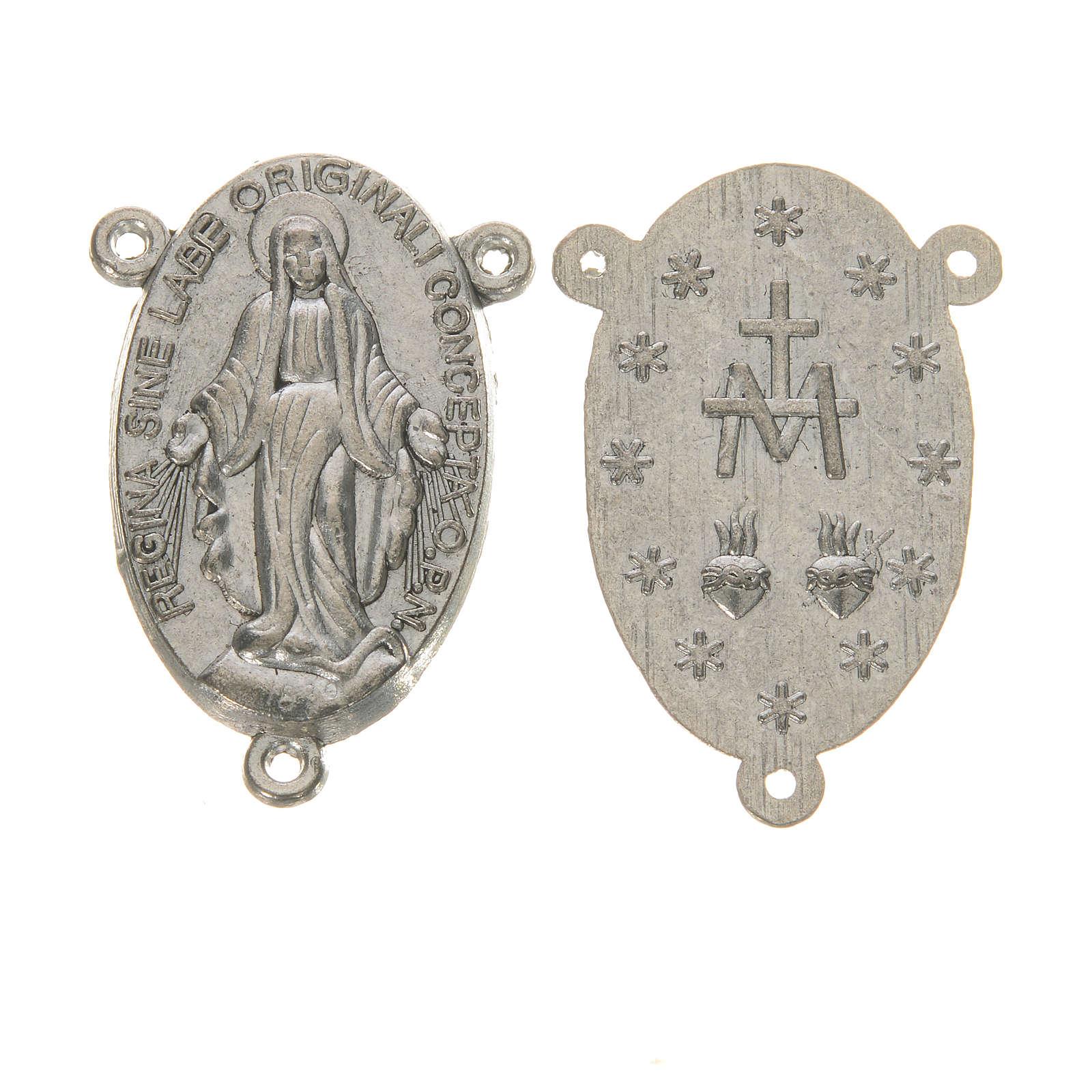 Médaille pour chapelet Notre-Dame Miraculeuse 4
