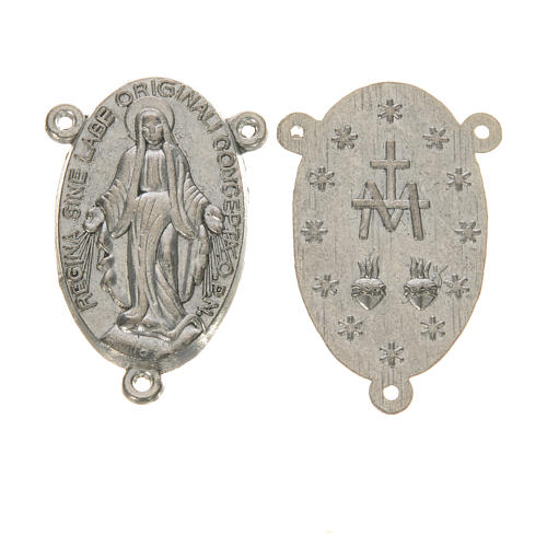 Médaille pour chapelet Notre-Dame Miraculeuse 1