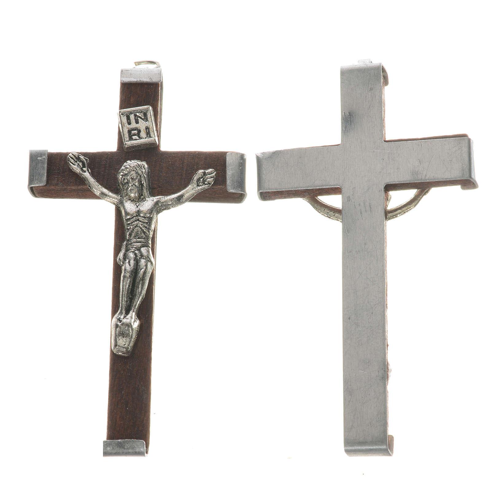 Cruz de madera 5,7 cm 4