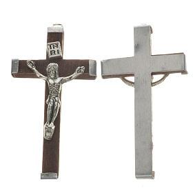 Cruz de madera 5,7 cm s1