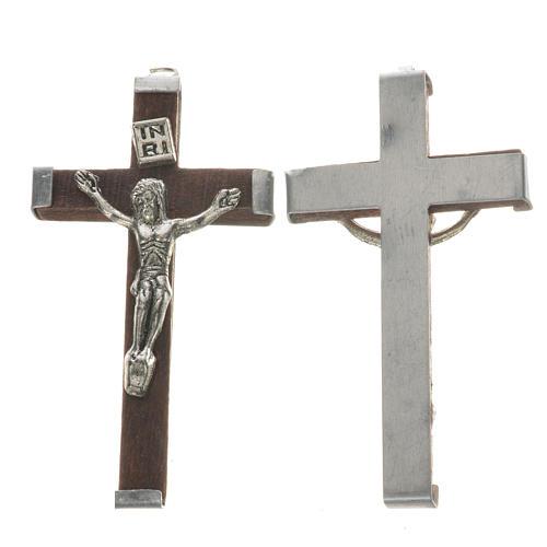 Cruz de madera 5,7 cm 1