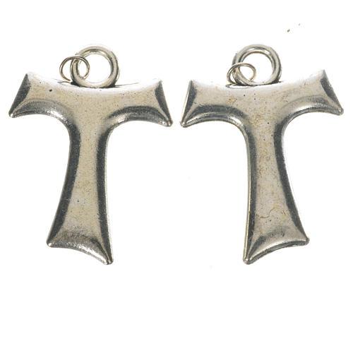 Croix Tau avec anneau 1