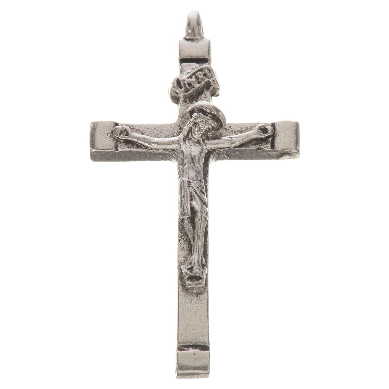 Crocifisso bizantino zama rosari fai da te 4