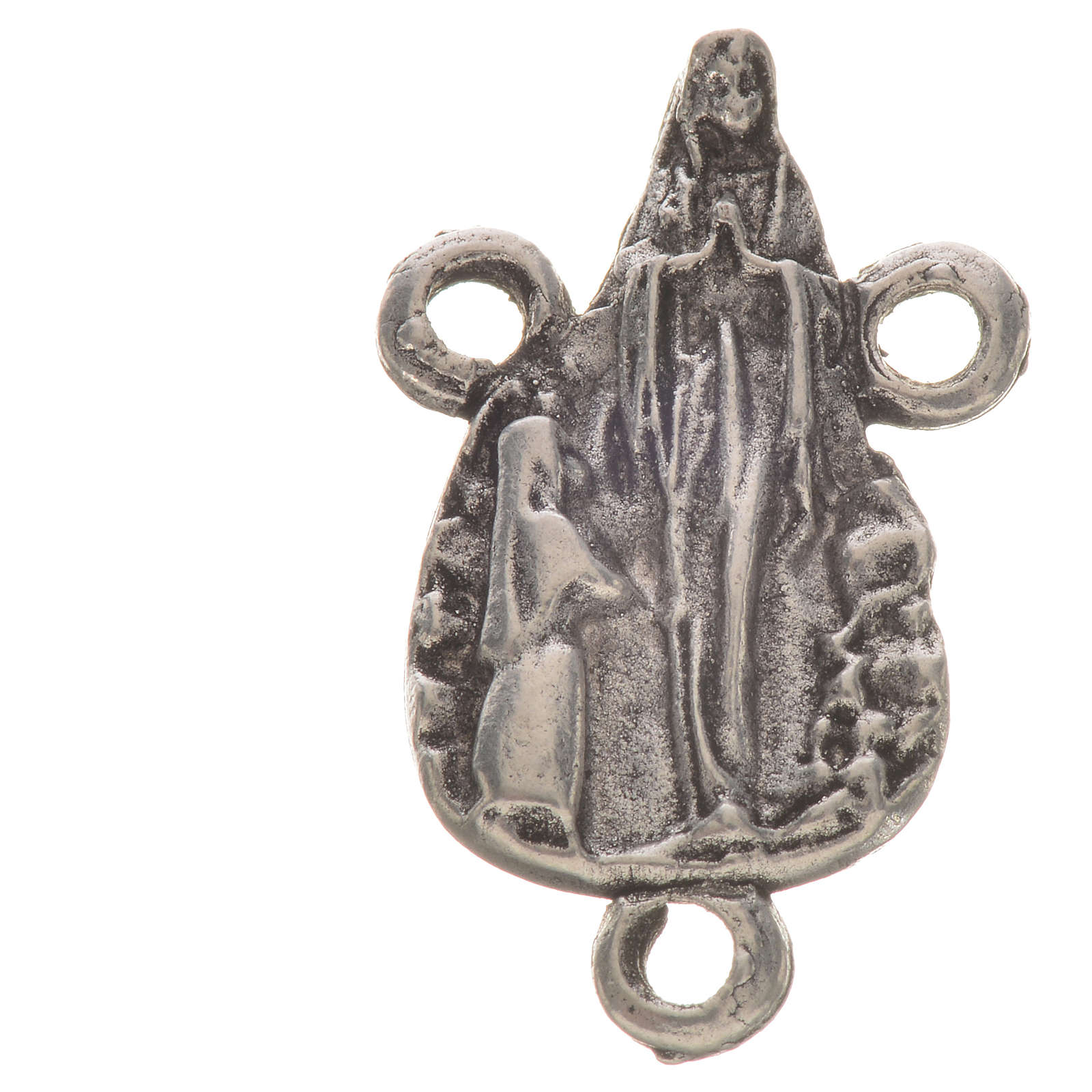 Crociera sagomata in zama Madonna di Lourdes 4