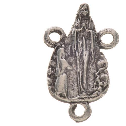 Crociera sagomata in zama Madonna di Lourdes 1
