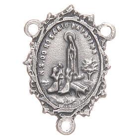Pieza central para rosario Virgen de Fátima s1