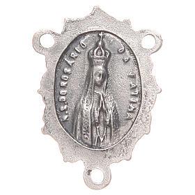 Pieza central para rosario Virgen de Fátima s2
