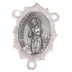 Médaille pour chapelet Notre-Dame de Lourdes Ste Bernadette s2