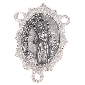 Crocera rosario Madonna di Lourdes Santa Bernadette s2