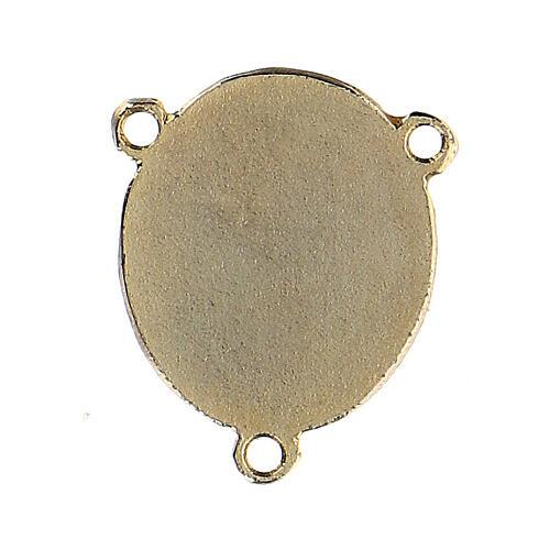 Médaille Sainte Thérèse de l'Enfant-Jésus 2