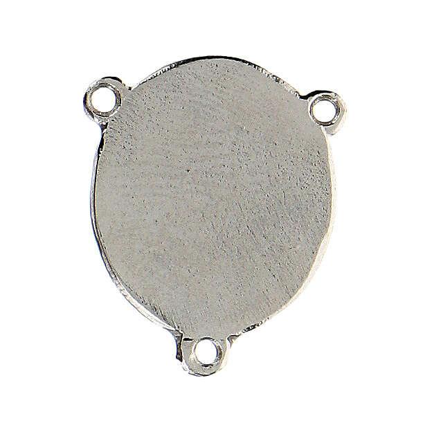 Médaille émaillée Vierge Miraculeuse 4