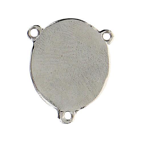 Médaille émaillée Vierge Miraculeuse 2