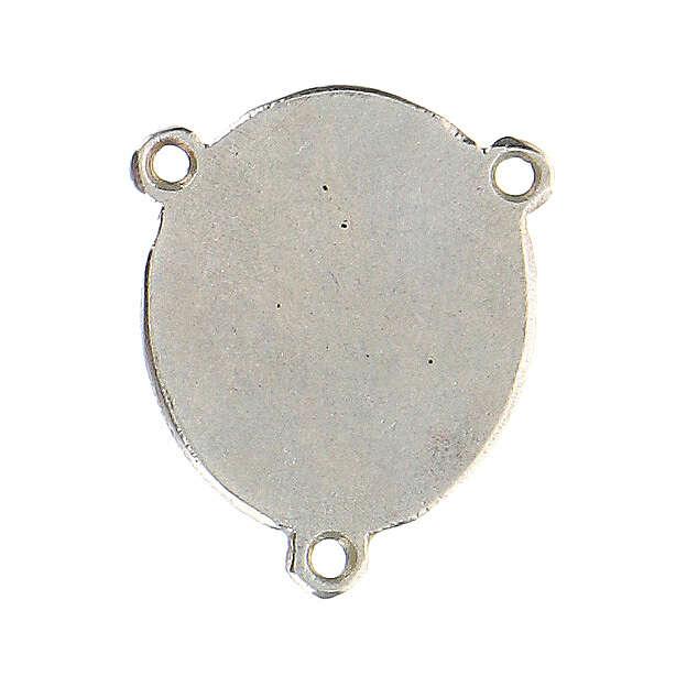 Médaille émaillée Assomption de Marie 4