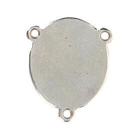 Médaille émaillée Assomption de Marie s2