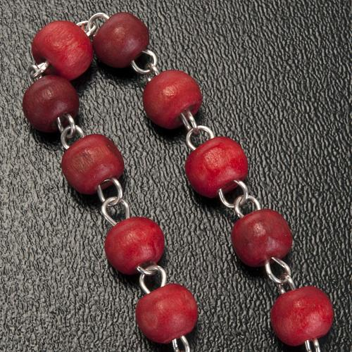 Rose scented decade rosary 6
