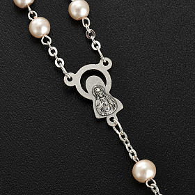 Glass pearl rosary s3