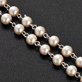 Glass pearl rosary s4