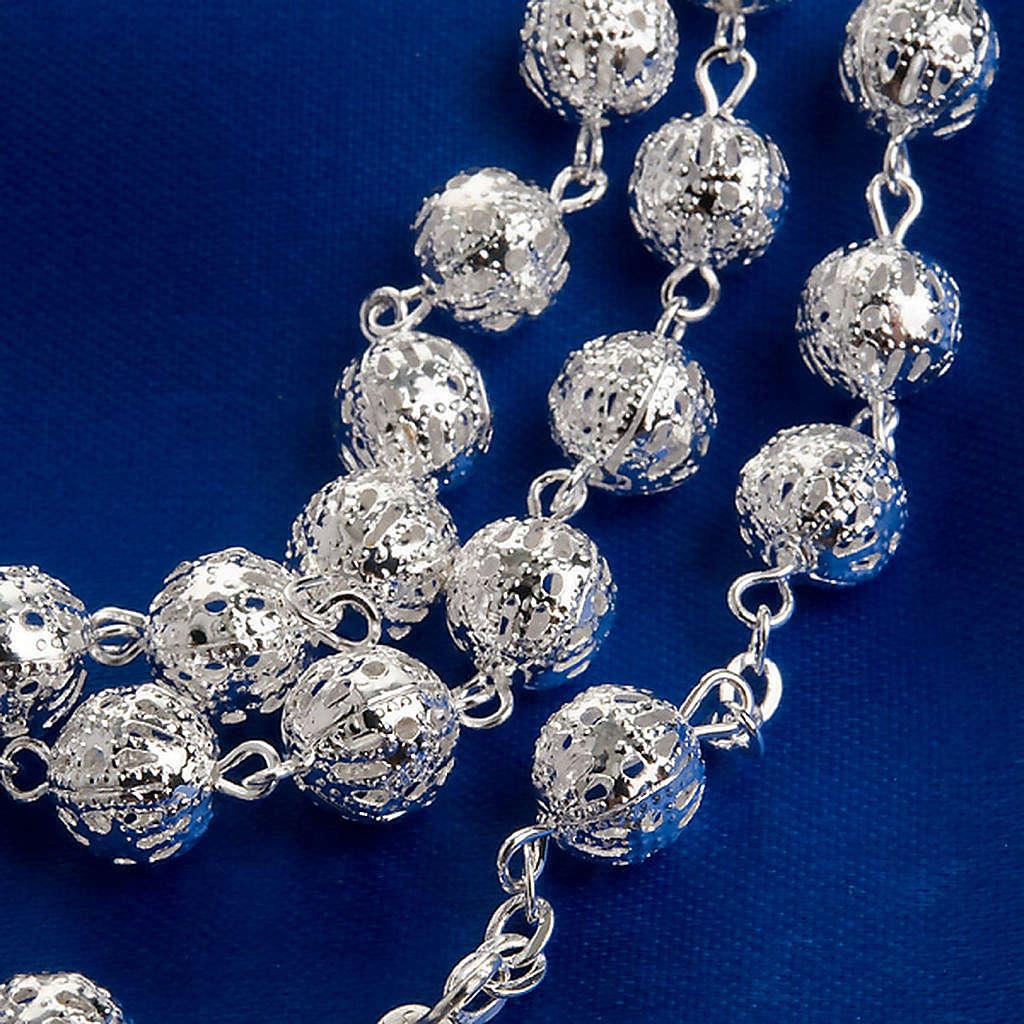 Filigree rosary 8 mm 4