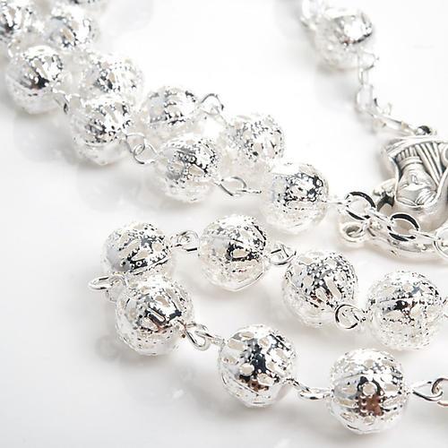 Filigree rosary 8 mm 2