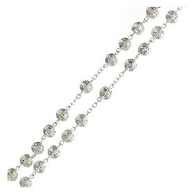 Filigree rosary 8 mm s3
