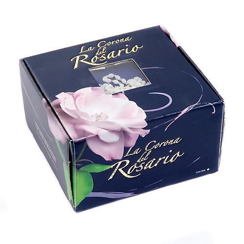 DIY-KIT, Zuberhör für 144 Rosenkränze