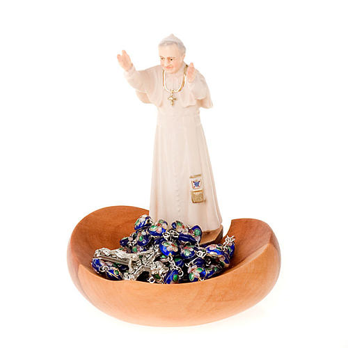 Juan Pablo II Porta rosario 3