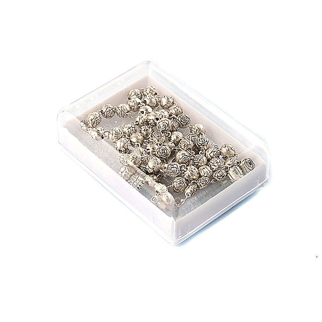 Caja rosario cuentas 6-7 mm 4