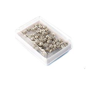 Caixa terço contas 6-7 mm s2