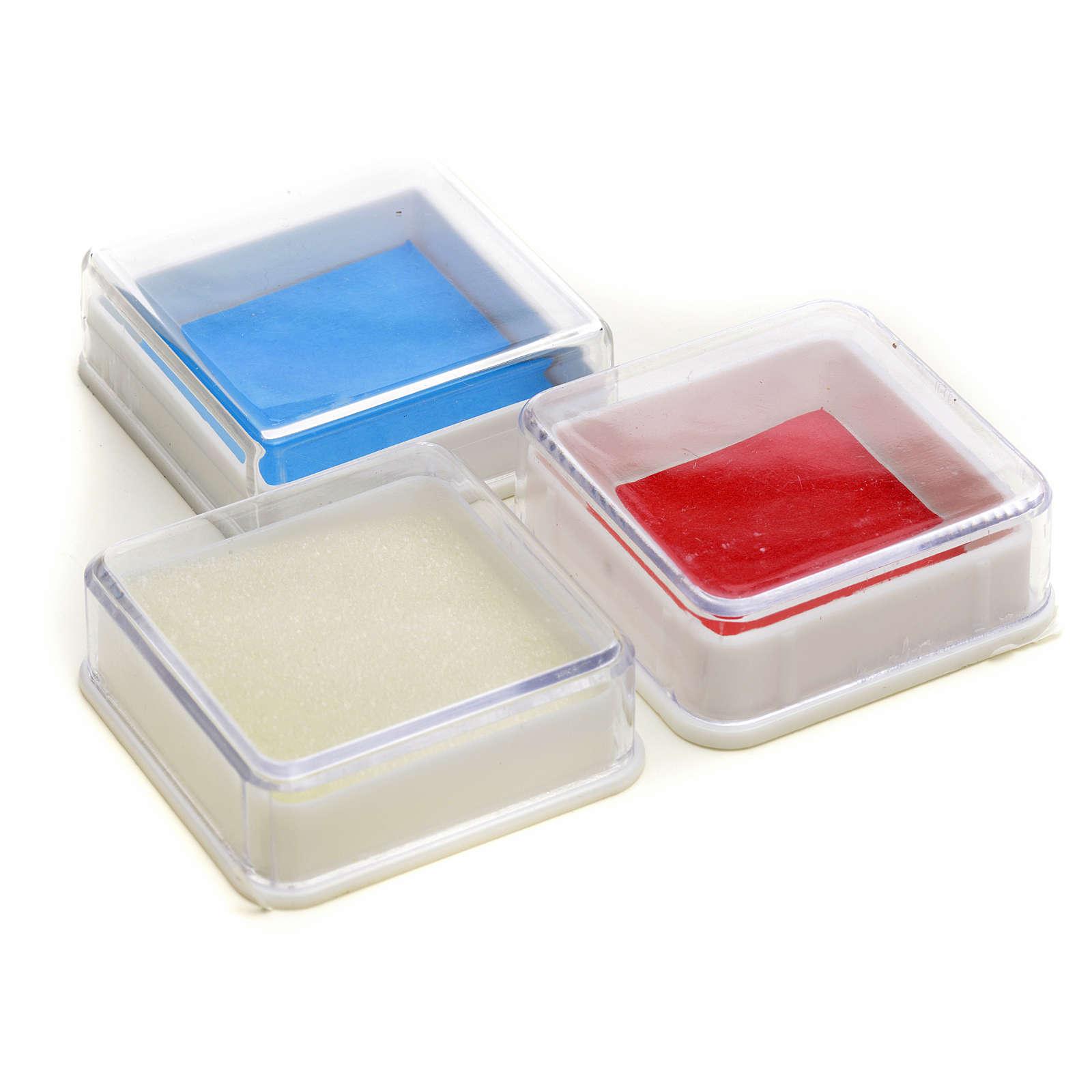 Boîte pour chapelets, 4 mm 4