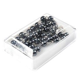 Boîte pour chapelets, 6 mm s2