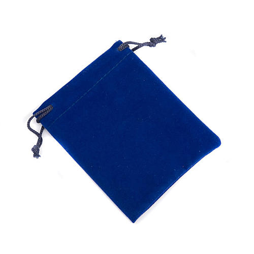 Blue rosary-holder sacket 1