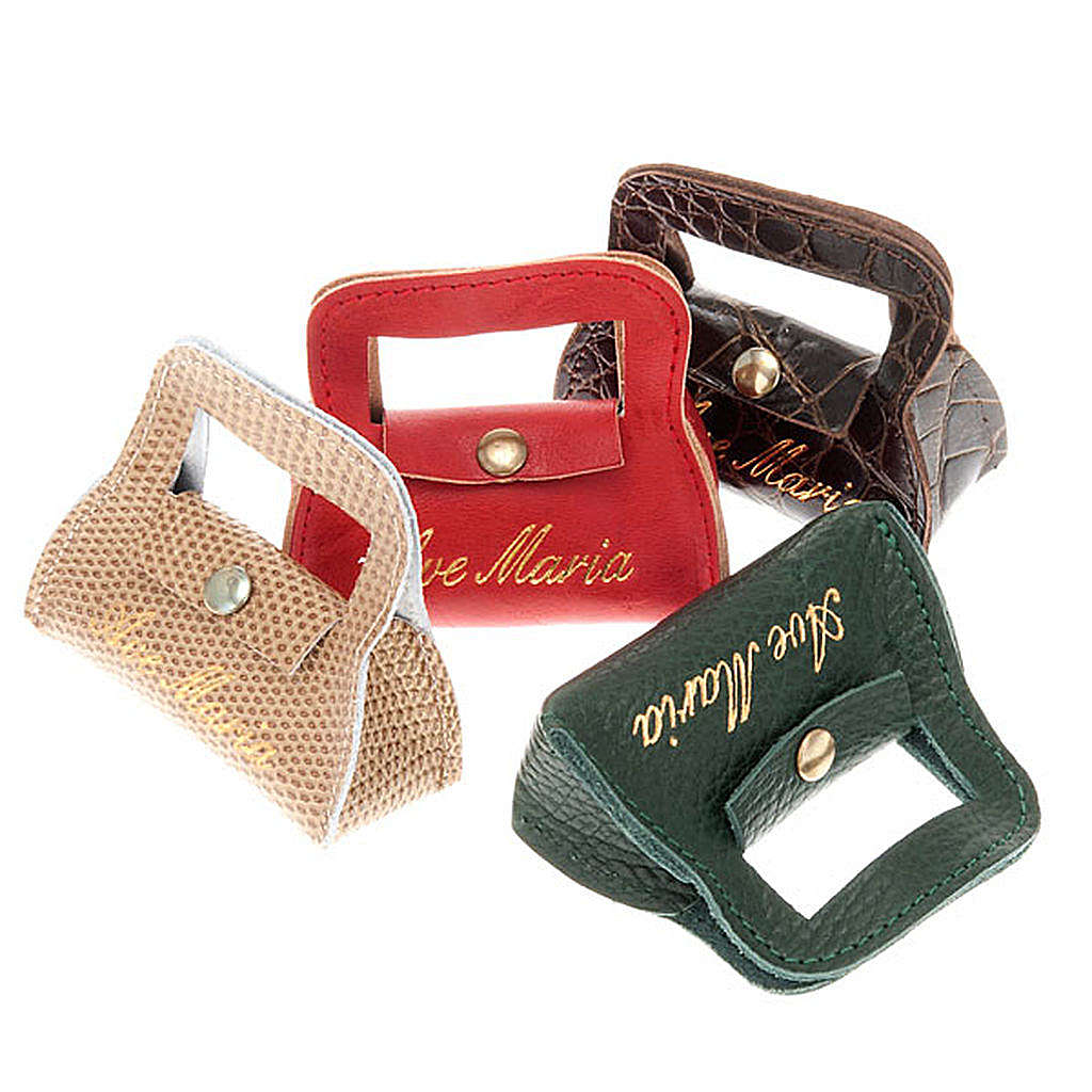 Portarosario borsetta personalizzabile 4