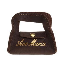 Portarosario borsetta personalizzabile s1