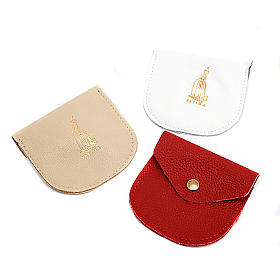 Leather rosary-case envelope s1