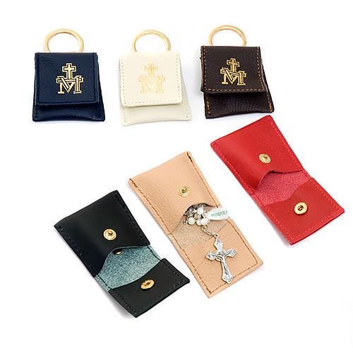 Key-ring rosary case 2