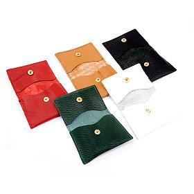 Étui pour chapelet, pochette en cuir personnalisable s2