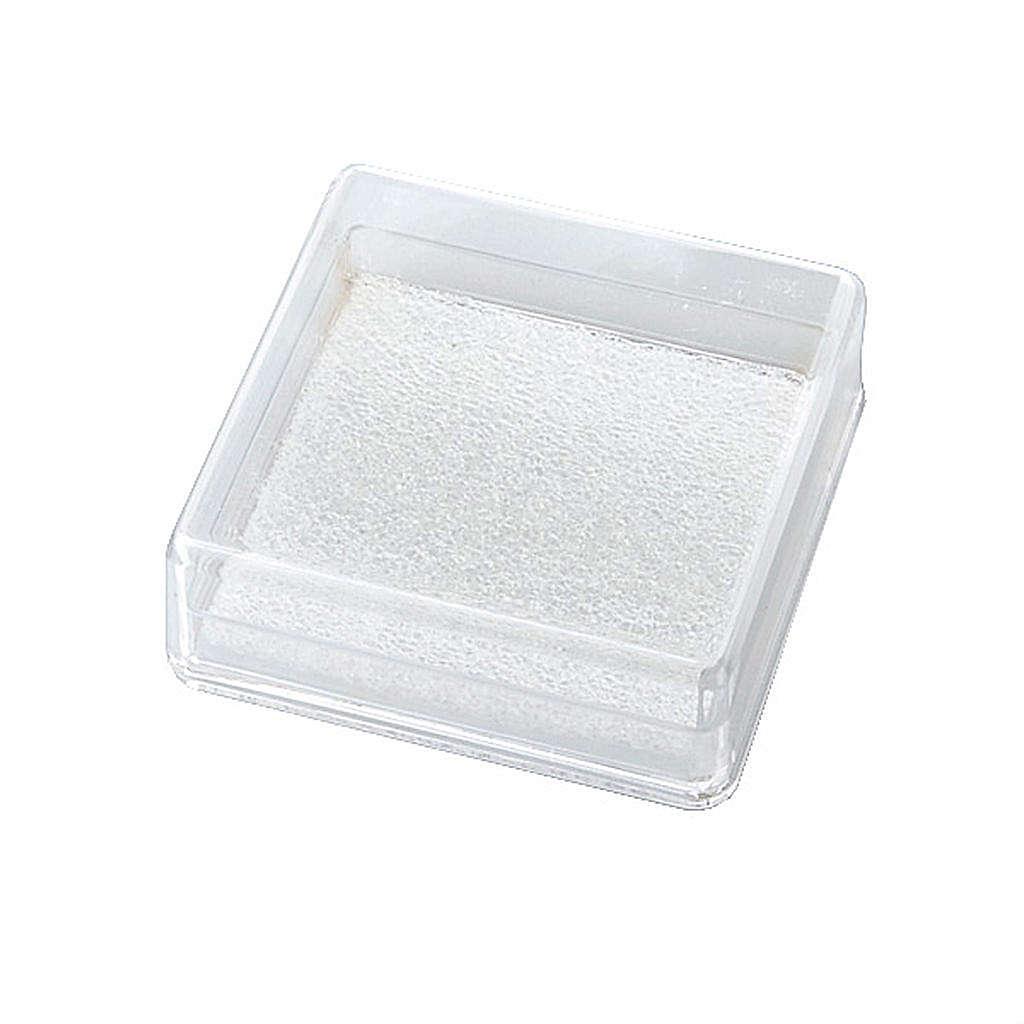 Caixa terços contas 8 mm 4