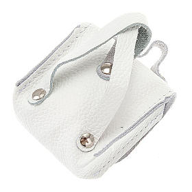 First Communion hand-bag leather rosary case s2